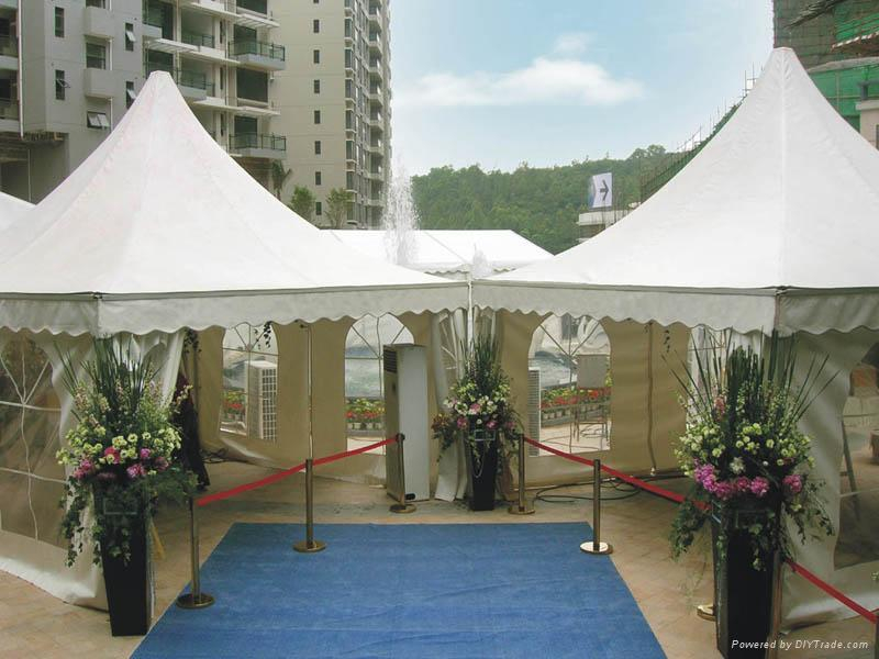 Pagoda Tents Manufacturers & Pagoda Tents for Sale | Pagoda Tents Manufacturers South Africa